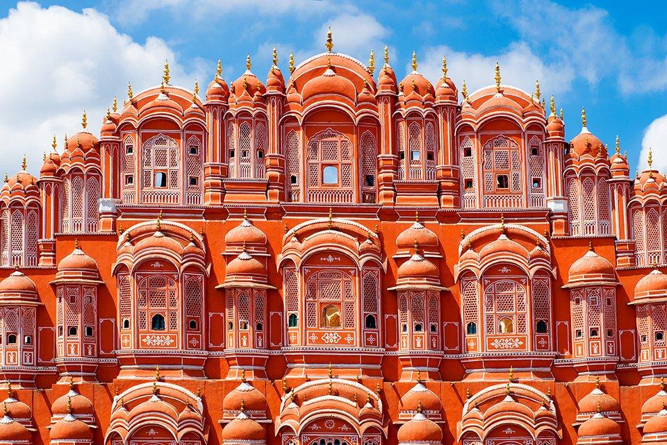 Tour dell'India _holi festival_Jaipur