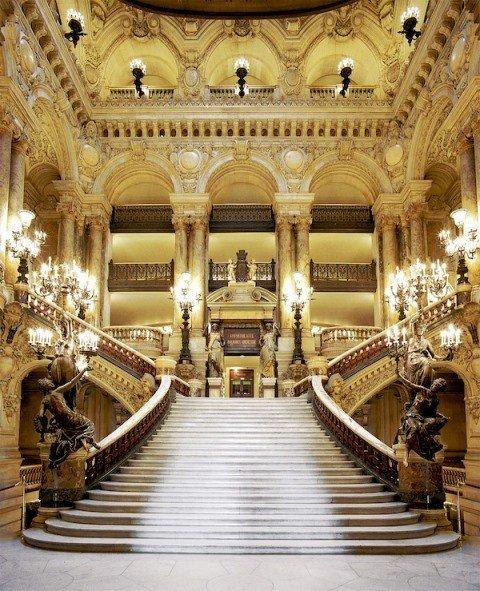 Opéra Parigi un viaggio da sogno