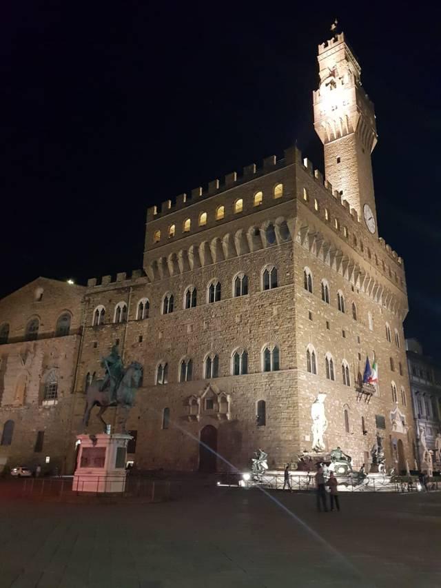 Firenze una meravigliosa esperienza di due giorni. Palazzo Vecchio