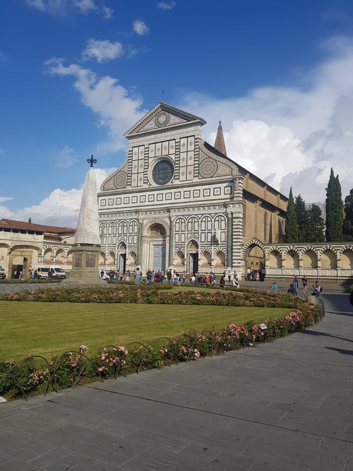 Firenze una meravigliosa esperienza di due giorni. Basilica S, Croce