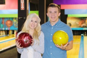 Bowling With My Babe: March Date