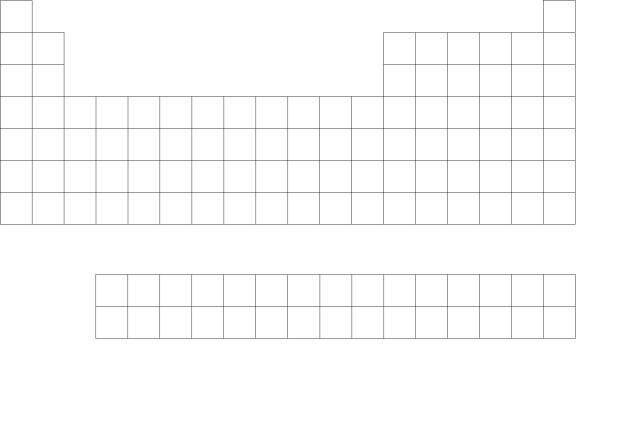 Printable blank periodic table pdf periodic diagrams science blank periodic table of elements pdf diagrams science urtaz Choice Image