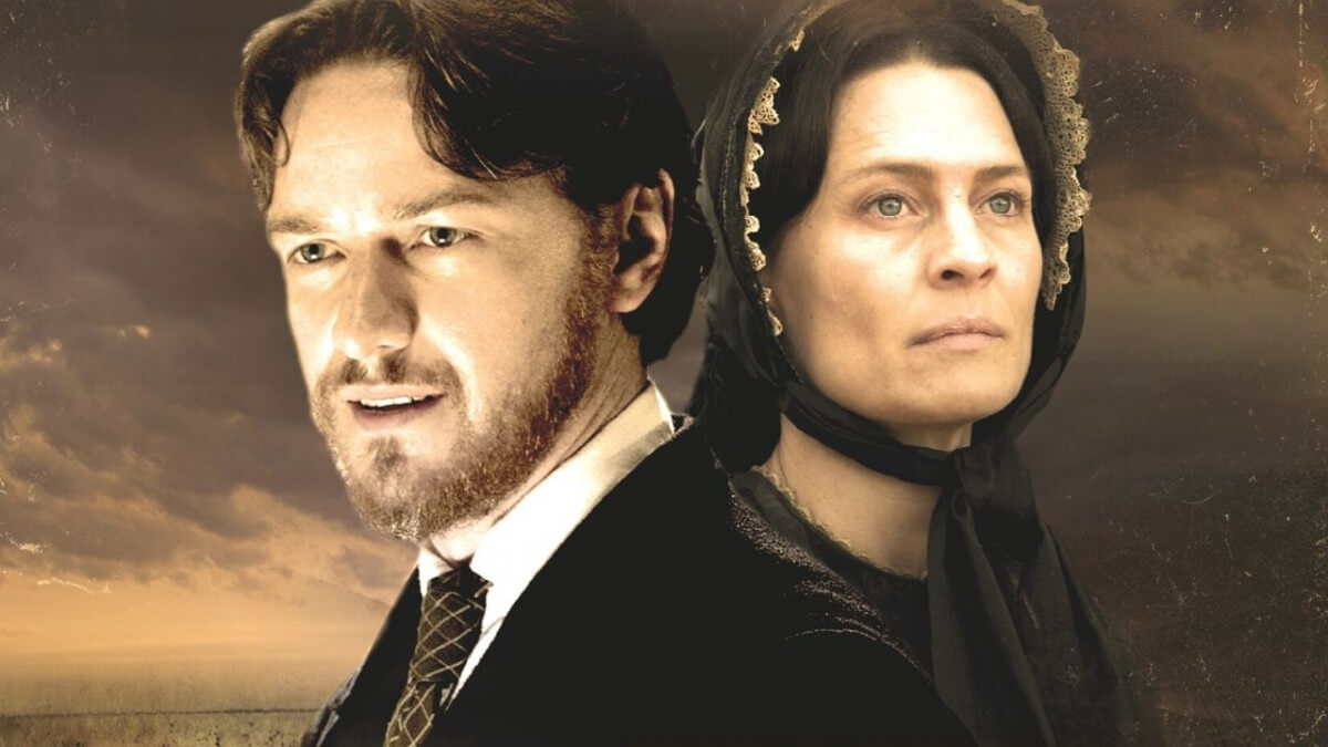 'The Conspirator': An Interesting Look Back at American History. Review of the 2011 title with James McAvoy and Robin Wright. Text © Rissi JC