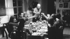 'Tortilla Soup' (2001) - It's all About Family and Food. A review of the film with Hector Elizondo and Elizabeth Pena. All review text © Rissi JC