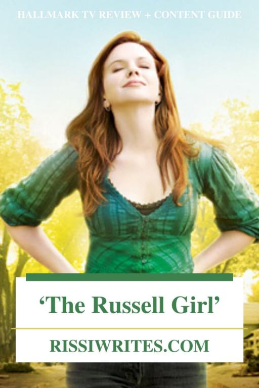 'The Russell Girl': A Journey of Hope and Forgiveness. A review of the 2008 drama with Amber Tamblyn from the Hallmark Hall of Fame series. © Rissi JC