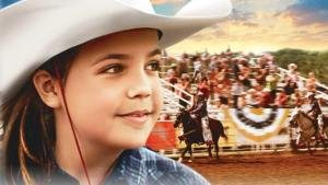 'COWGIRLS 'N' ANGELS' (2012). Bailee Madison stars as a girl who dreams of joining the rodeo. All text © Rissi JC / RissiWrites.com