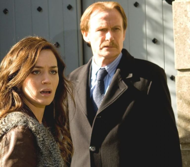 'WILD TARGET': AN UNUSUAL BUT FUN ACTION MOVIE! A review of the 2010 comedy with Bill Nighy and Emily Blunt. Text © Rissi JC
