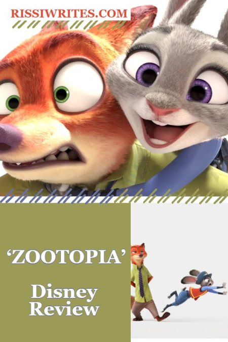 Zootopia - A Christian Dads Review