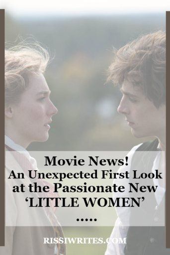 Movie News! An Unexpected First Look at the Passionate New 'Little Women.' Have you seen the Little Women (2019) official trailer? Come by and chat!