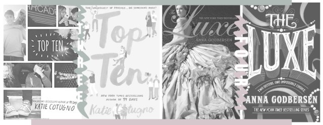 top ten tuesday cover redesigns