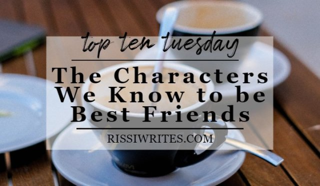 book characters to be friends with