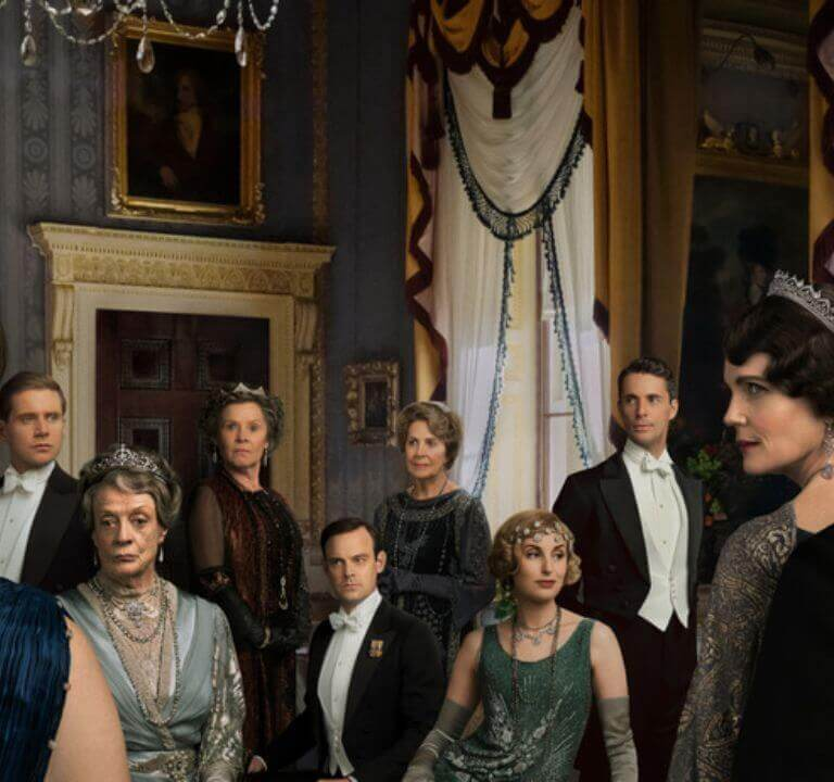 downton abbey anticipation