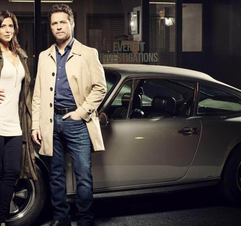 'Private Eyes,' Season One Review: A Fun Time. Reviewing Jason Priestley's Private Eyes, season one from CBS. All text © Rissi JC