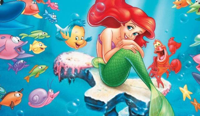 little mermaid live