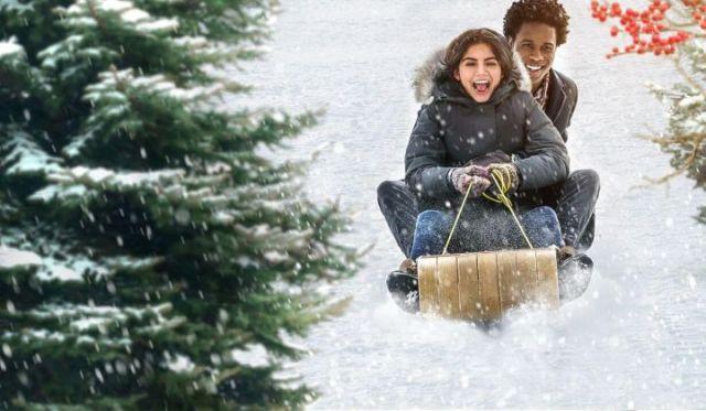 let it snow novel vs movie
