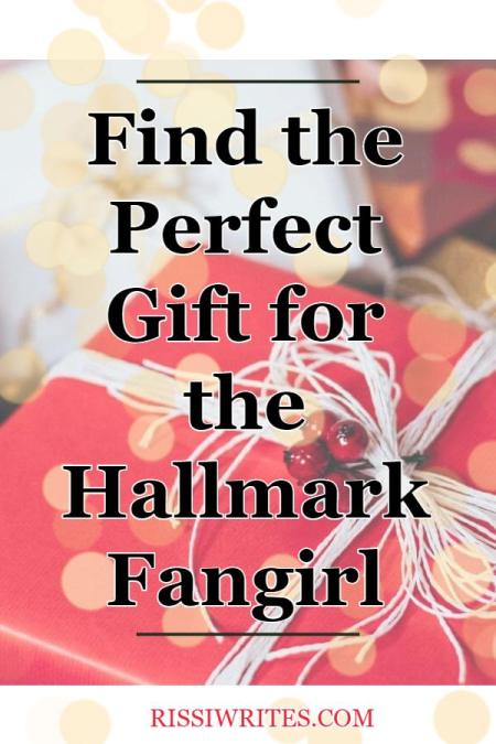 Find the Perfect Gift for the Hallmark Fan-Girl. Sharing a little Hallmark 'shopping gift guide' for 2019! What are some of your favorite ideas? Text © Rissi JC