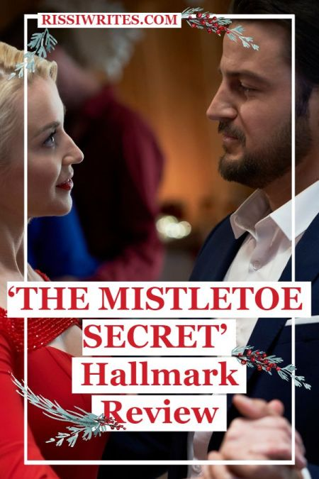 'The Mistletoe Secret' is a New Love and an Old Tradition. A review of the Hallmark original with Kellie Pickler. All review text © Rissi JC