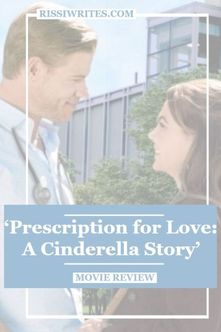 'Prescription for Love' is a Hallmark-Like Romance. A review of the 2018 romance with Trevor Donovan. All review text © Rissi JC