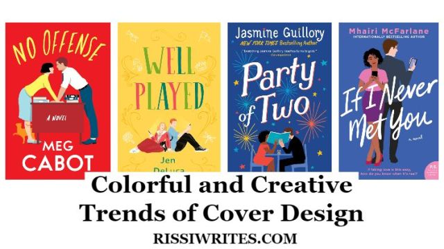 book cover design trends