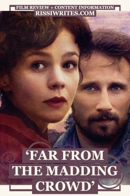 Far from the Madding Crowd (2015) – A Beautiful But Quiet Re-make of the Epic. Review of the drama with Carey Mulligan. Text © Rissi JC