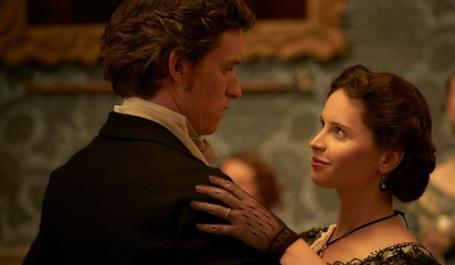'The Aeronauts' is An Unusual Adventure from Amazon. A review of the period drama film with Felicity Jones and Eddie Redmayne. Text © Rissi JC