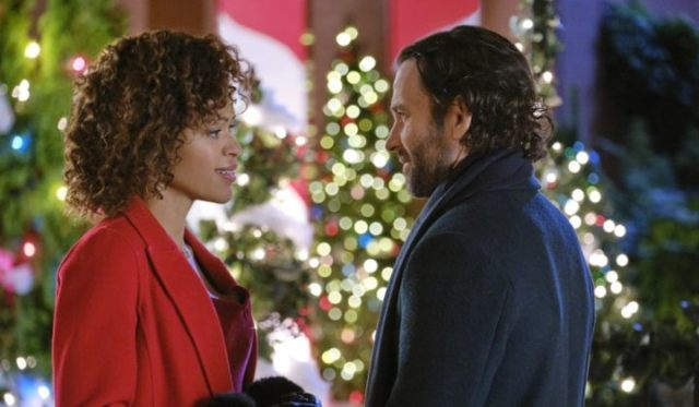'Deliver by Christmas': The Kind of Old-Fashioned Romance We Love. A review of the Hallmark Movies & Mysteries film. All text © Rissi JC