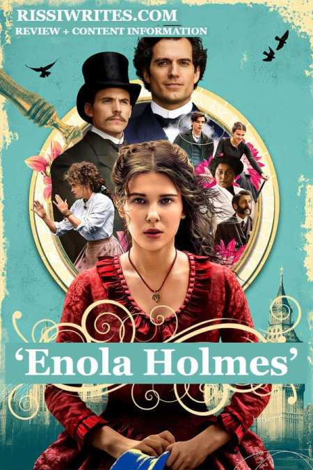 'Enola Holmes': The Fierce Holmes Outwits the Smart One. A review of Enola Holmes (2020), the Netflix adaptation. © Rissi JC