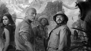 'Jumanji: The Next Level' is One Funny Follow Up. Reviewing the 2019 sequel with Dwayne Johnson and Karen Gillan. Text © Rissi JC