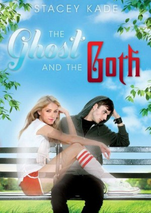 A Fun Little Seasonal Read is 'The Ghost and the Goth.' A review of the novel by Stacey Kade. All review text © Rissi JC