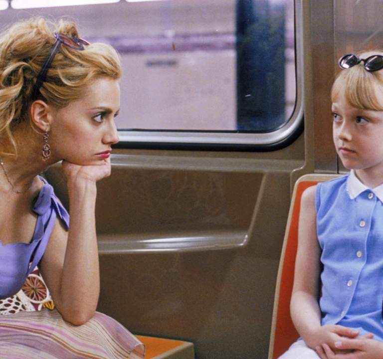 'Uptown Girls' is a Fun but Darker than Unexpected Comedy. A review of the 2003 film with Brittany Murphy. Text © Rissi JC