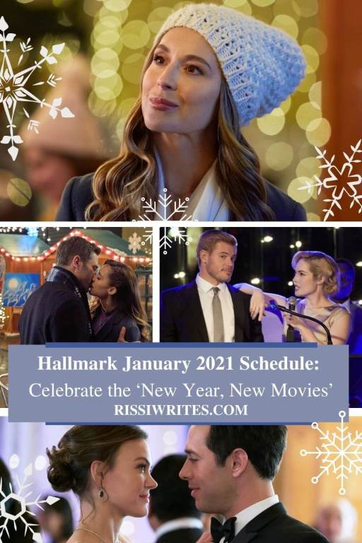 Hallmark January 2021 Schedule: Celebrate the 'New Year, New Movies.' Talking about the new on Hallmark line-up! What are you excited for? © Rissi JC
