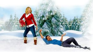 'Holiday in Handcuffs': A Funny Throwback Romance with Melissa Joan Hart. Mario Lopez co-stars in this 2006 rom-com. Text © Rissi JC