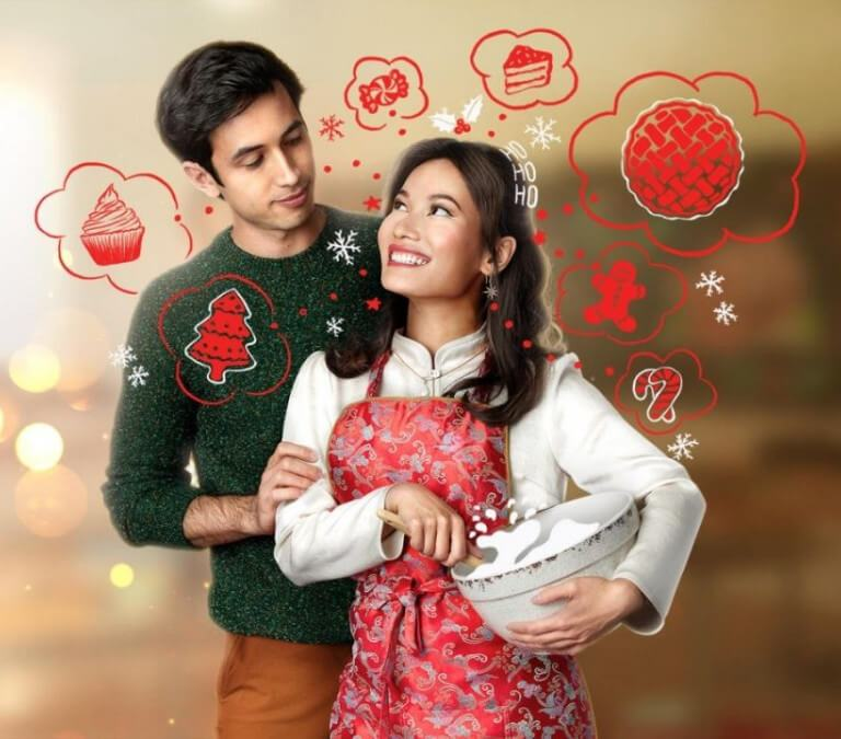 'A Sugar and Spice Holiday' is as Sweet as it Sounds! A review of the 2020 Lifetime Christmas movie. All text © Rissi JC
