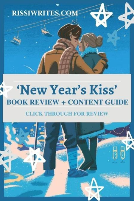 'New Year's Kiss' is the Seasonal YA Readers Will Enjoy! A review of the novel from Underlined by Lee Matthews. Text © Rissi JC