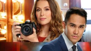 """How to Capture another Fun & """"Perfect"""" Mystery in 'Exit, Stage Death'! A review of Picture Perfect Mysteries: Exit, Stage Death with Alexa PenaVega. © Rissi JC"""