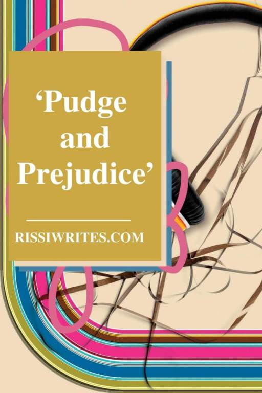 'Pudge and Prejudice' is the 80s YA Romance You Didn't Know About. A review of the 2021 release by A.K. Pittman. Text © Rissi JC