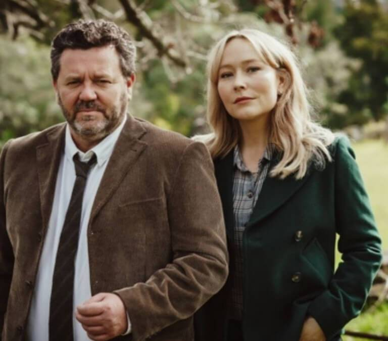 NEW ON ACORN TV! 'BROKENWOOD MYSTERIES' RETURNS FOR A GOOD YEAR SEVEN. Chatting up the return of the Acorn TV favorite. Text © Rissi JC