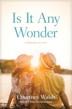 'IS IT ANY WONDER': A GOOD LITTLE SUMMER BEACH READ! Two people reunite just before their thirtieth birthday and try to find forgiveness. Text © Rissi JC
