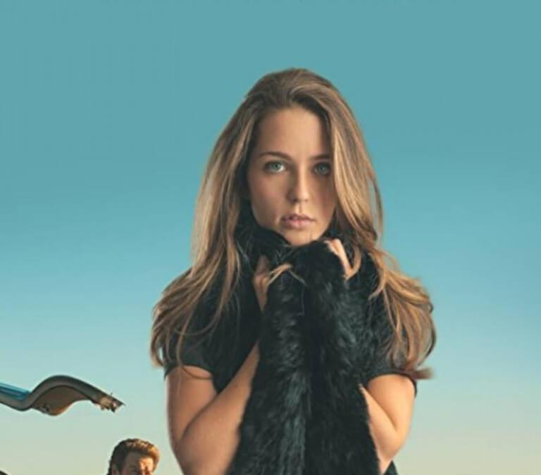 SEE EMMA'S LOUISE DYLAN IN 'TRUST FUND': A GOOD BIBLICAL RE-TELLING. A review of the 2016 drama with Jessica Rothe that re-tells the Prodigal Son. Text © Rissi JC