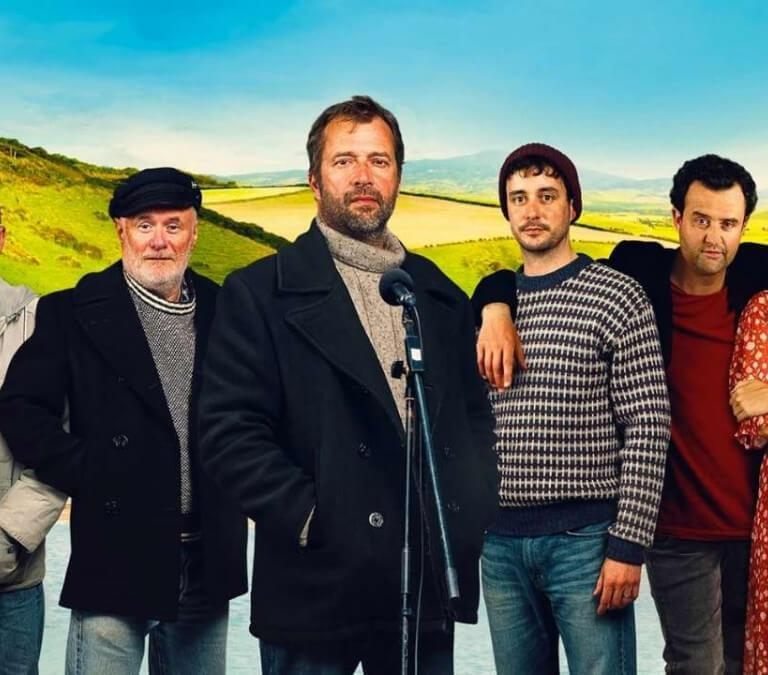 'FISHERMAN'S FRIENDS': A MUSIC DRAMA INSPIRED BY REAL LIFE. Review of the 2019 British drama with James Purefoy. All review text is © Rissi JC