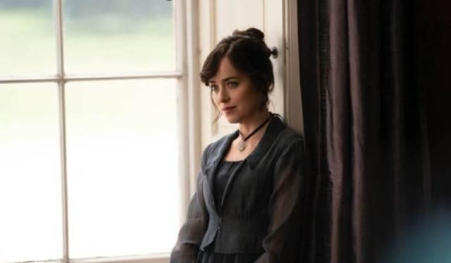 Persuasion, 2022 Netflix Adaptation with Dakota Johnson. Photo: Netflix Film