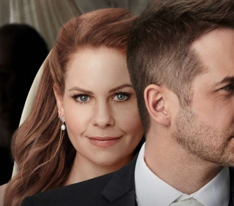 'AURORA TEAGARDEN MYSTERIES: 'TIL DEATH DO US PART' - TO SAY 'I DO.' Review of the 2021 Hallmark Movies & Mysteries channel film. All text © Rissi JC