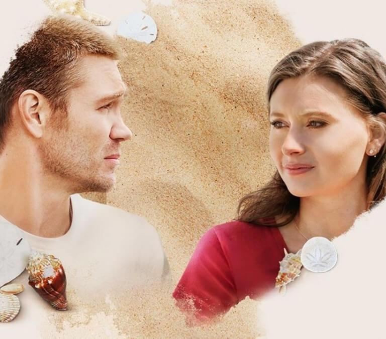 'SAND DOLLAR COVE': ONE OF THE BETTER 'SUMMER NIGHTS' ROMANCE. Sharing thoughts on the Chad Michael Murray film from Hallmark. Text © Rissi JC