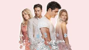 '2 HEARTS': A TRUE STORY INSPIRATION THAT'S EMOTIONAL AND MOVING. Review of the 2020 emotional drama with Jacob Elordi and Radha Mitchell. All text is © Rissi JC