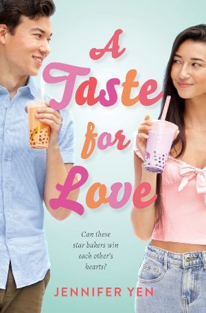 'A TASTE FOR LOVE': SWEET BAKES, CUTE BOYS AND JANE AUSTEN! A review of the YA Pride and Prejudice re-telling by Jennifer Yen. All text © Rissi JC