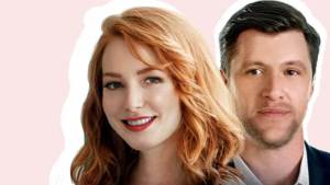 'MODERN PERSUASION': DISAPPOINTING AND TOO TRENDY TO REALLY ENJOY. Alicia Witt stars as Wren, a career woman confronting her past. © Rissi JC