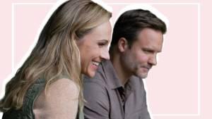 'TAKING THE REINS': A PRETTY FALL COUNTRY ROMANCE. Nikki Deloach & Scott Porter (Hart of Dixie, Ginny & Georgia) co-star in the 2021 romance. Text © Rissi JC