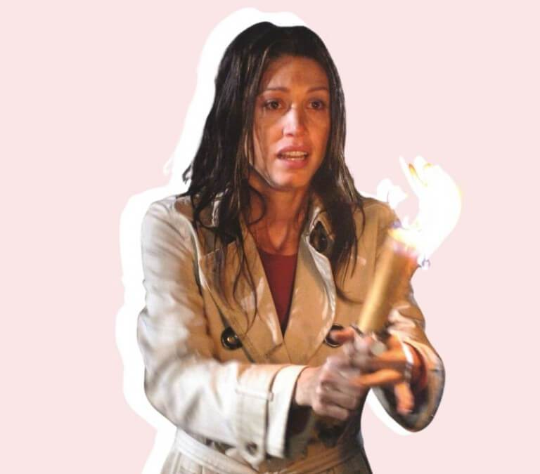 'YOU BELONG TO ME' (2008): A SUPERNATURAL MYSTERY WITH A STALKER. Shannon Elizabeth stars in this Incendo production. All text is © Rissi JC