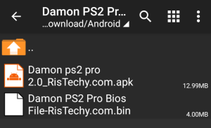 ps2e bios for android
