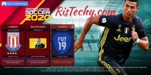 Dream League Soccer 2020 Mod Apk + Obb + Data